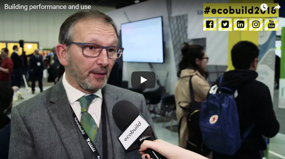 Our CEO interviewed by Ecobuild