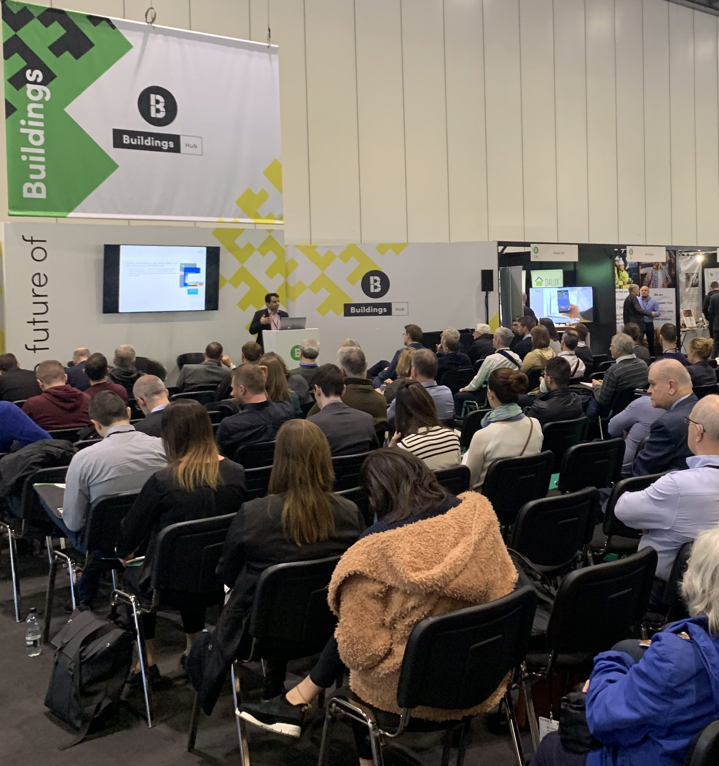 Videos from Futurebuild 2019 online