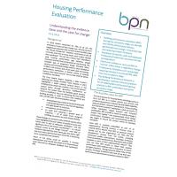 BPN Note on Housing BPE